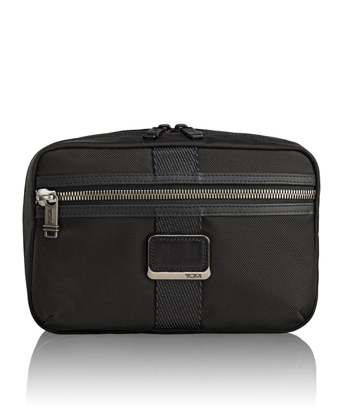 Tumi Alpha Bravo Reno Kit - Black | MEGO