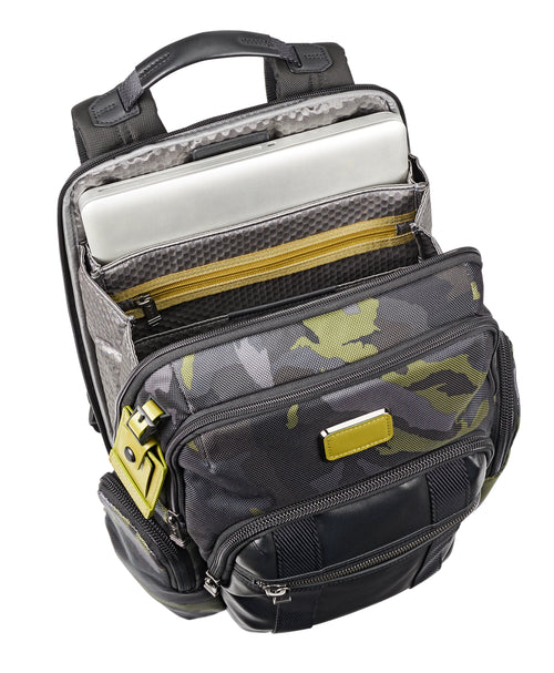 Tumi Alpha Bravo Nellis Backpack - Green Camo | MEGO
