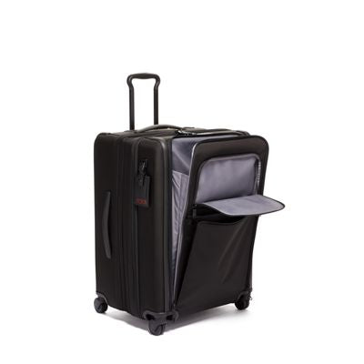 Tumi Alpha 3 Short Trip Expandable 4 Wheeled Packing Case - Black
