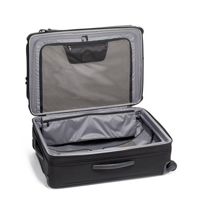 Tumi Alpha 3 Medium Trip Expandable 4 Wheeled Packing Case - Black