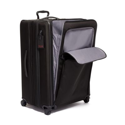 Tumi Alpha 3 Extended Trip Expandable 4 Wheeled Packing Case - Black