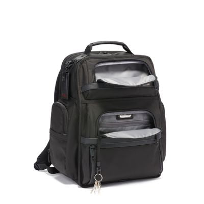 TUMI Alpha 3 TUMI Brief Pack - Black