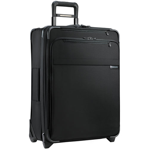 "Briggs & Riley Baseline 25"" Medium Expandable Upright - Black 