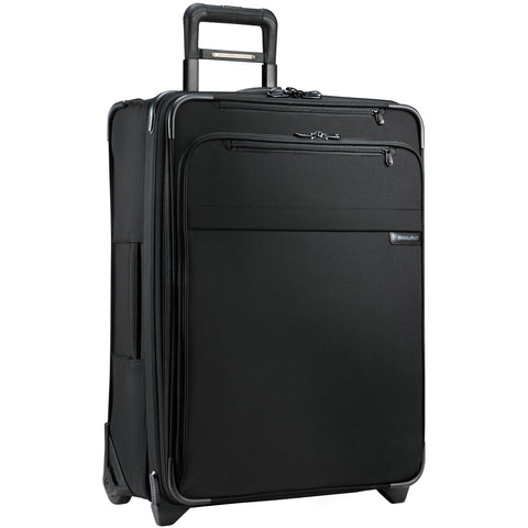 "Briggs & Riley Baseline 22"" Domestic Carry-On Upright (Two-Wheel) Garment Bag - Black"