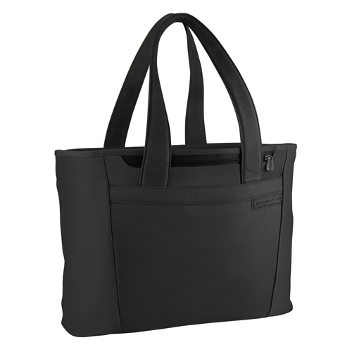 Briggs & Riley Baseline Large Shopping Tote - Black | MEGO