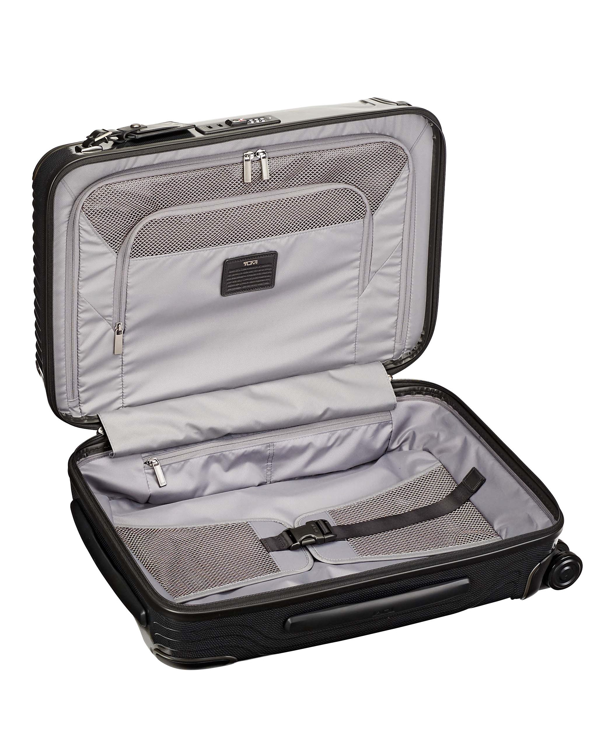 Tumi Latitude International Slim Carry-On-Black | MEGO