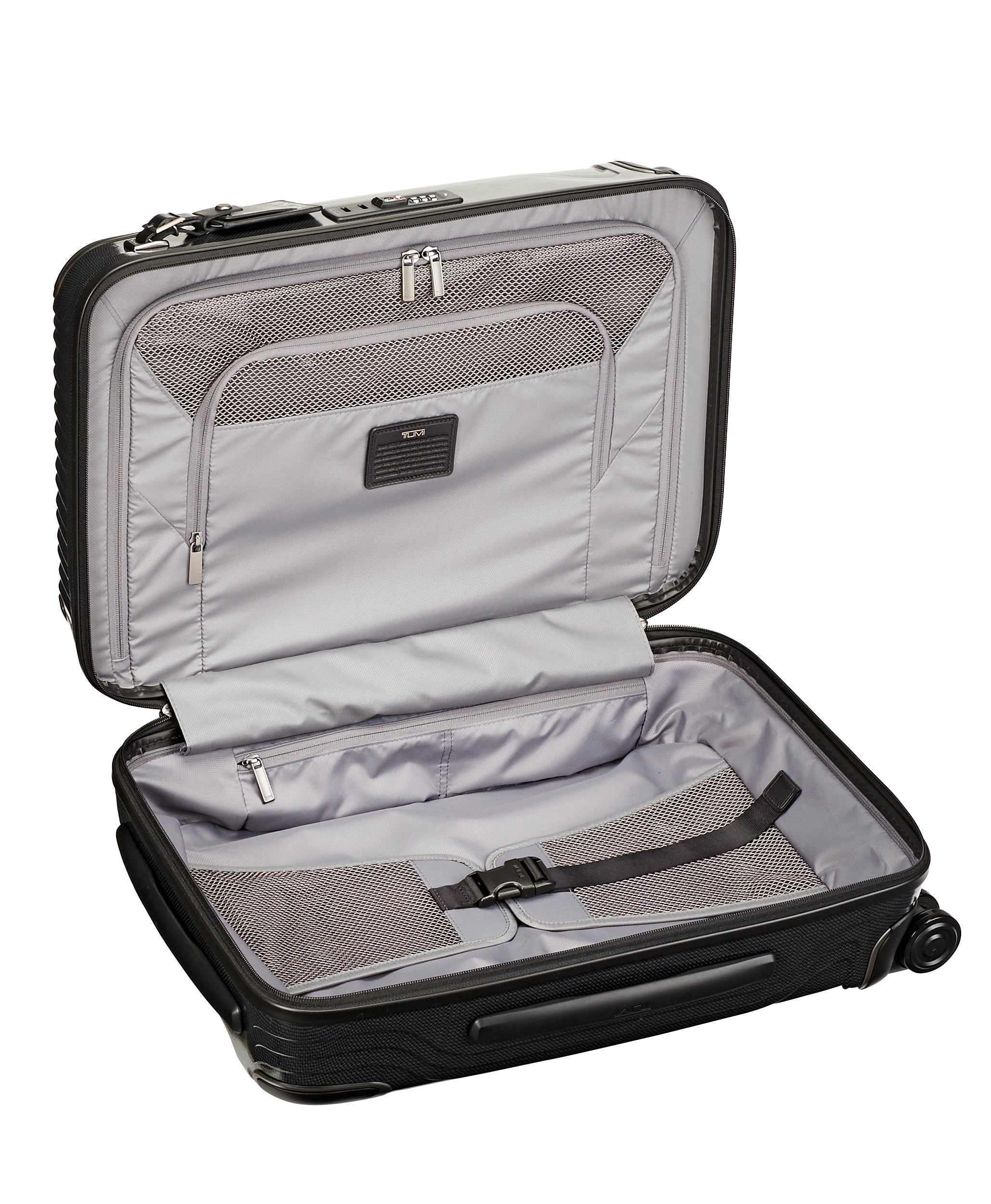 Tumi Latitude International Carry-On - Black | MEGO