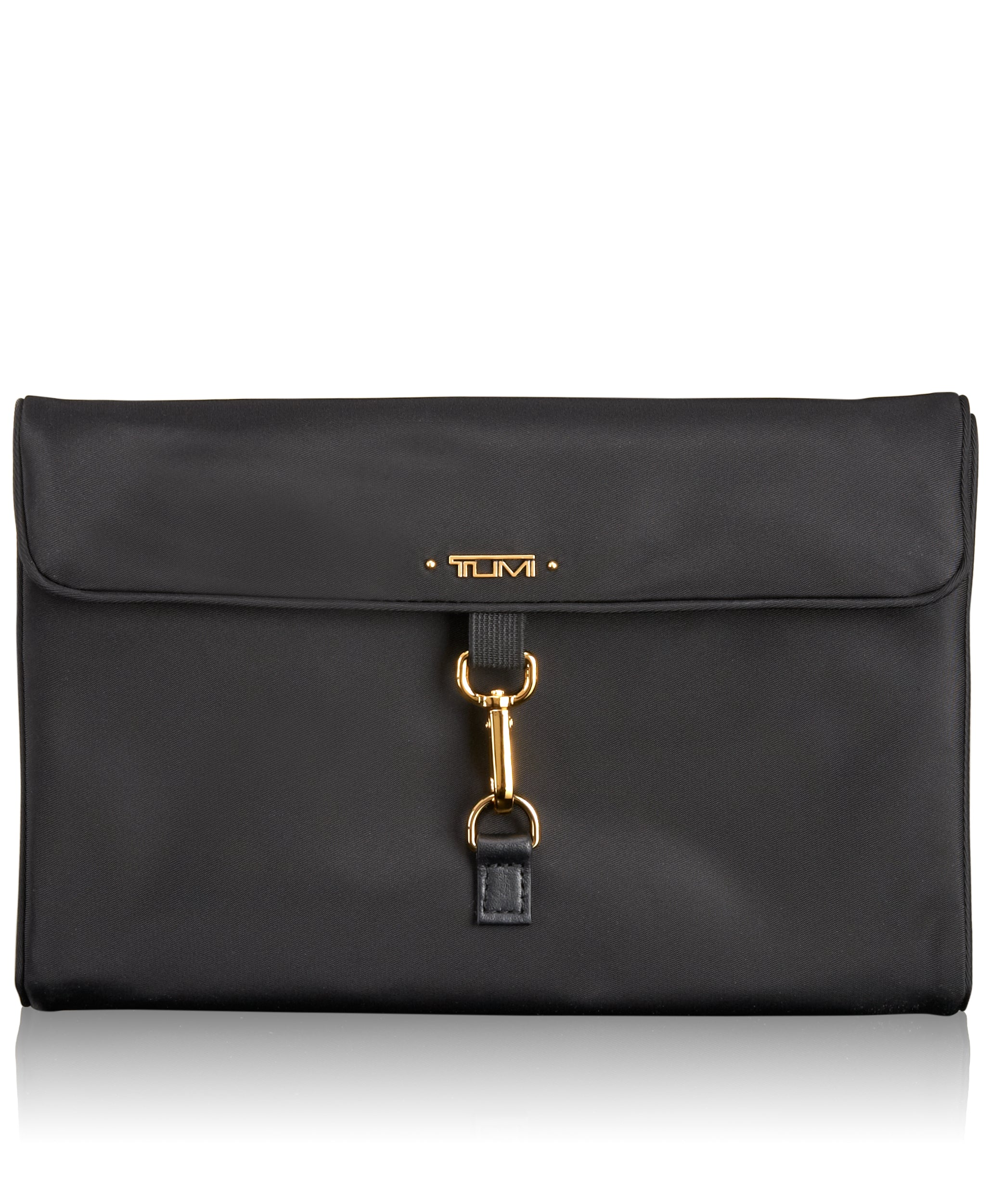 Tumi Voyageur Jewelry Travel Roll- Black | MEGO