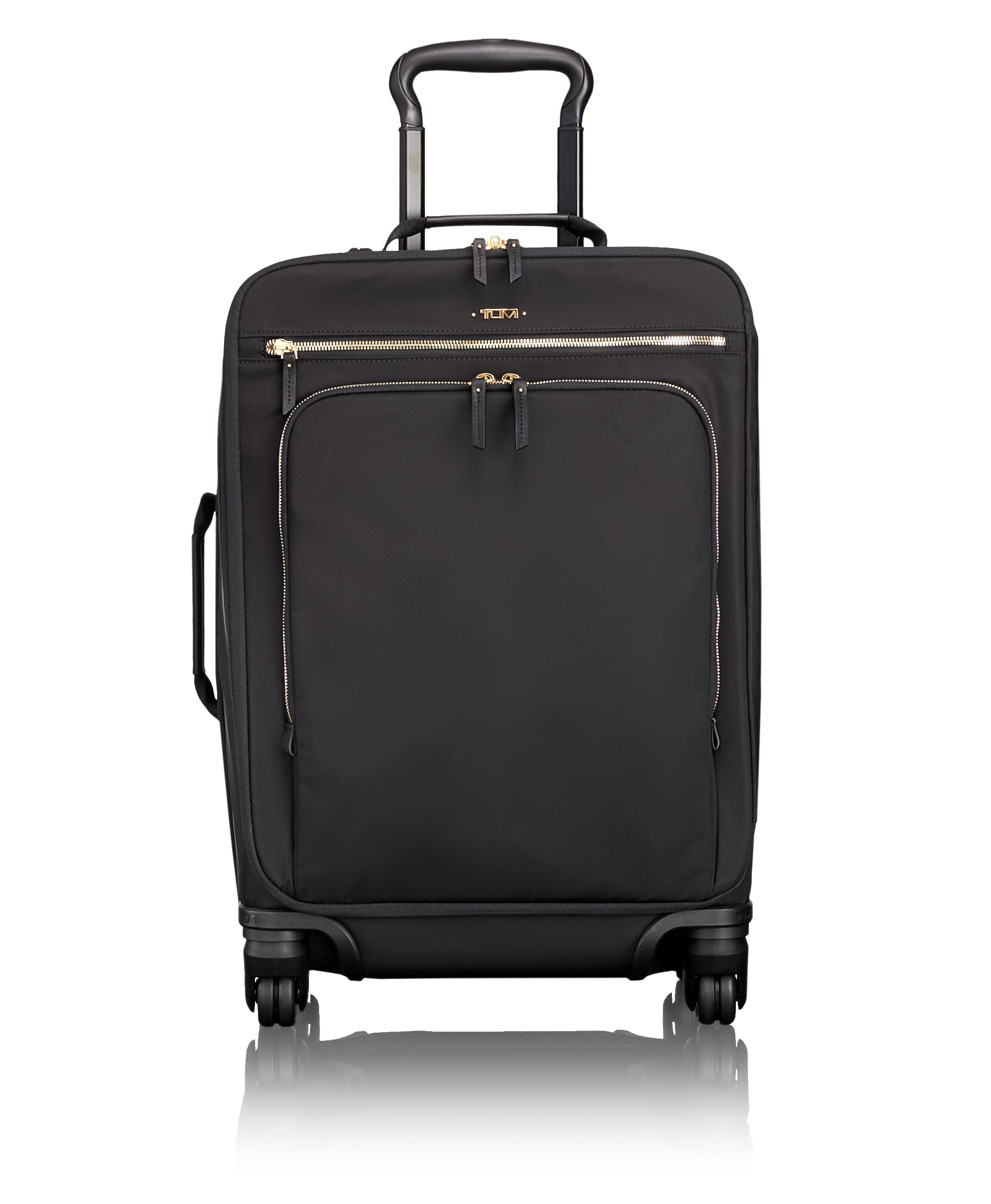 Tumi Voyageur Super Léger International Carry on-Black | MEGO