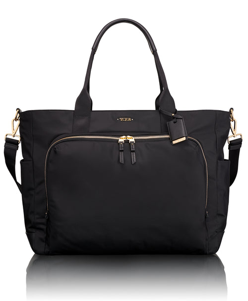 Tumi Voyageur Mansion Carry-All - Black | MEGO