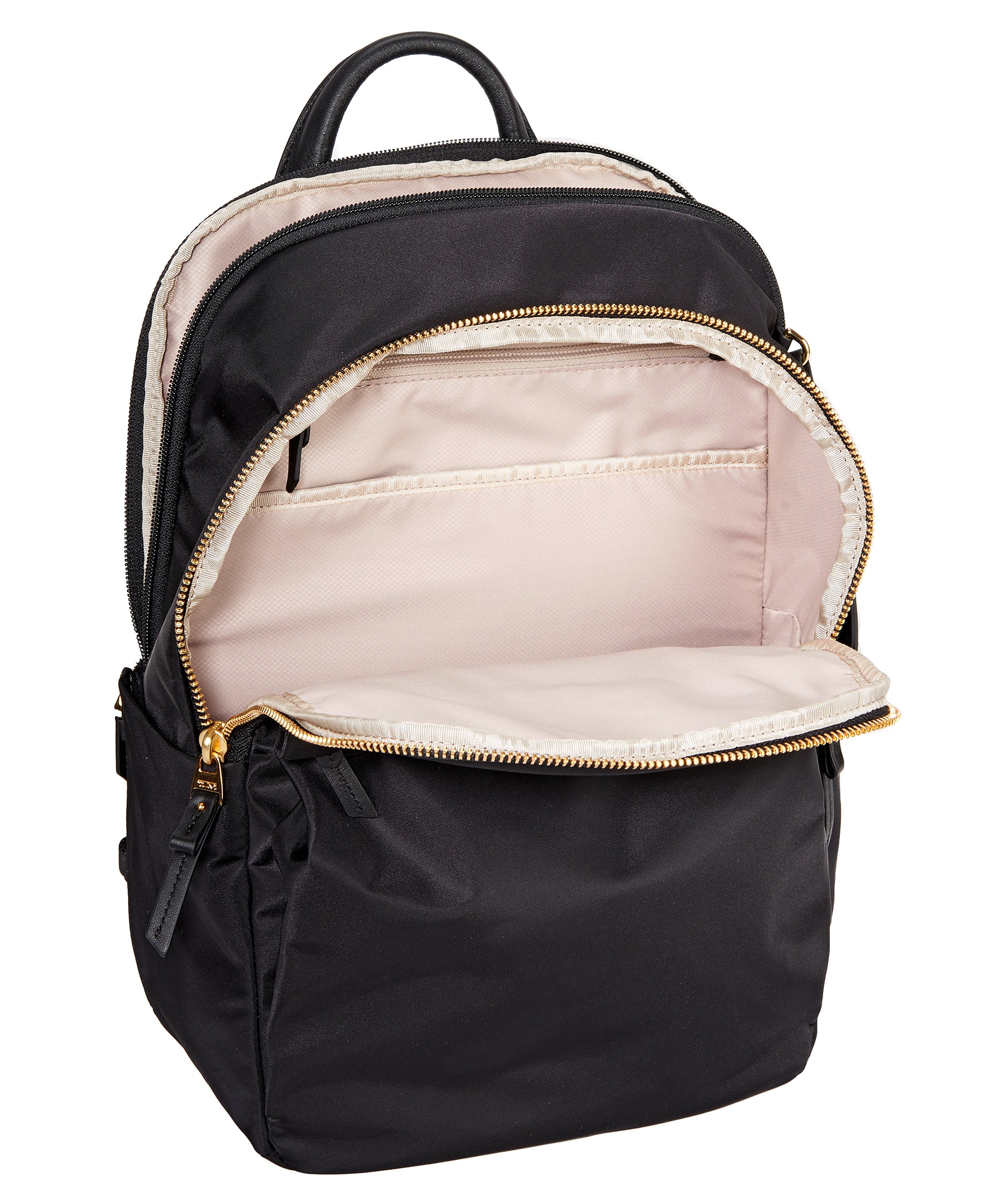 Tumi Voyageur Daniella Small Backpack - Black | MEGO
