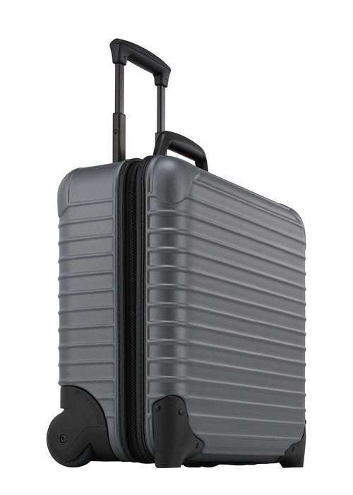 Rimowa Salsa Business Trolley - Matte Grey