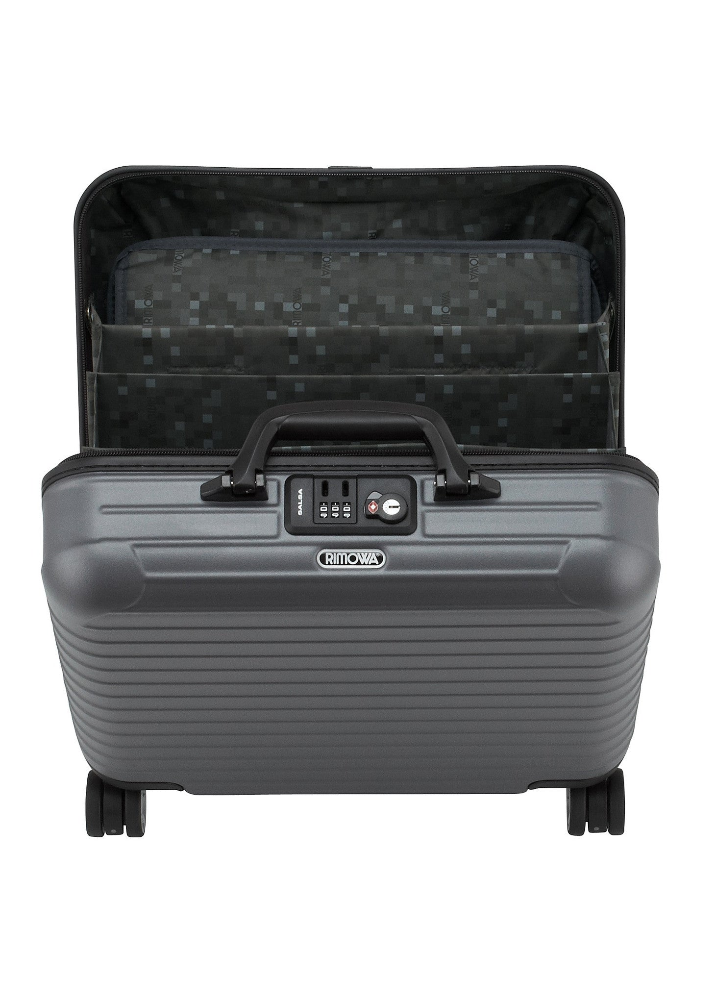 Rimowa Salsa Business Multiwheel - Matte Grey | MEGO