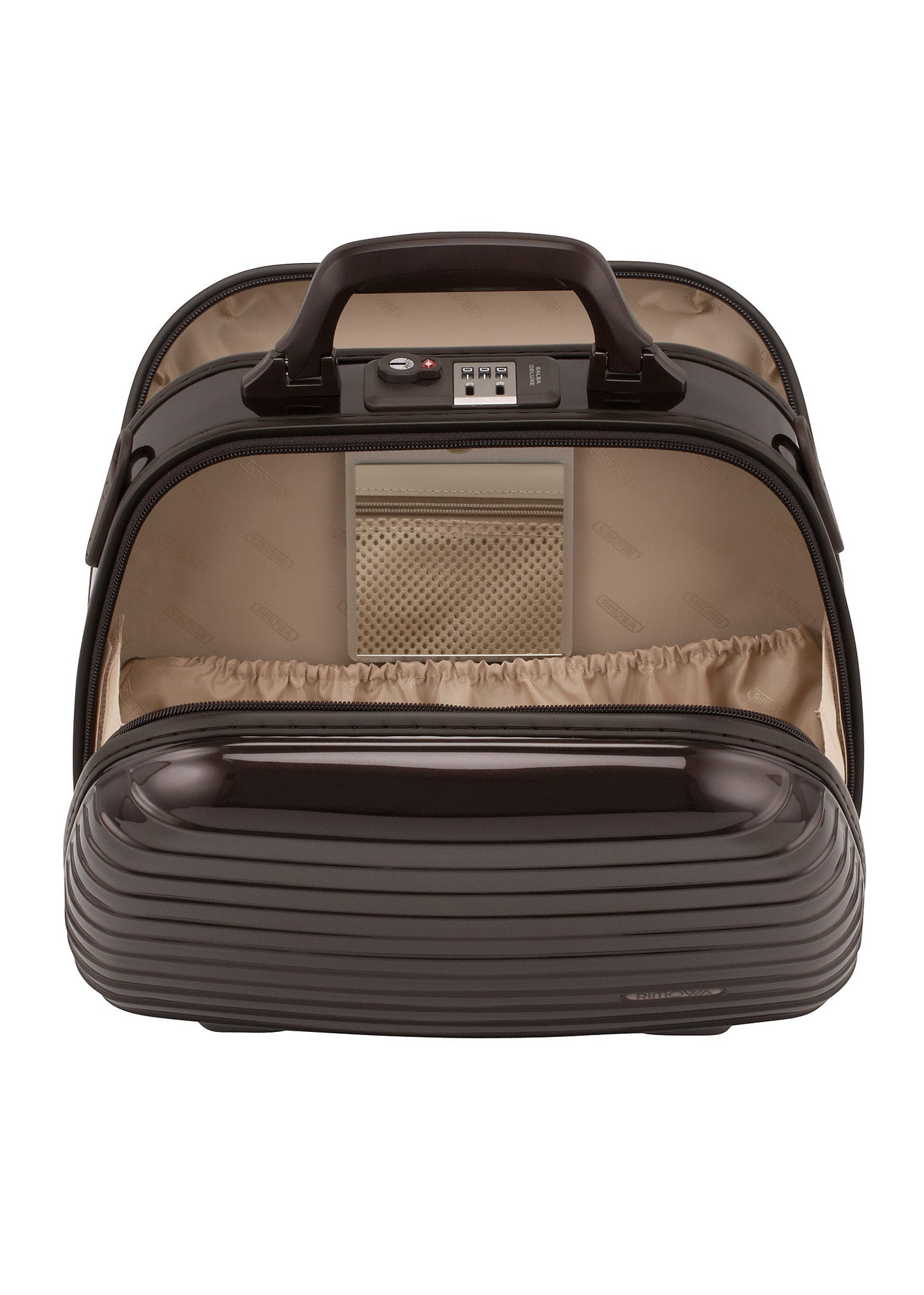Rimowa Salsa Deluxe Beauty Case - Brown | MEGO