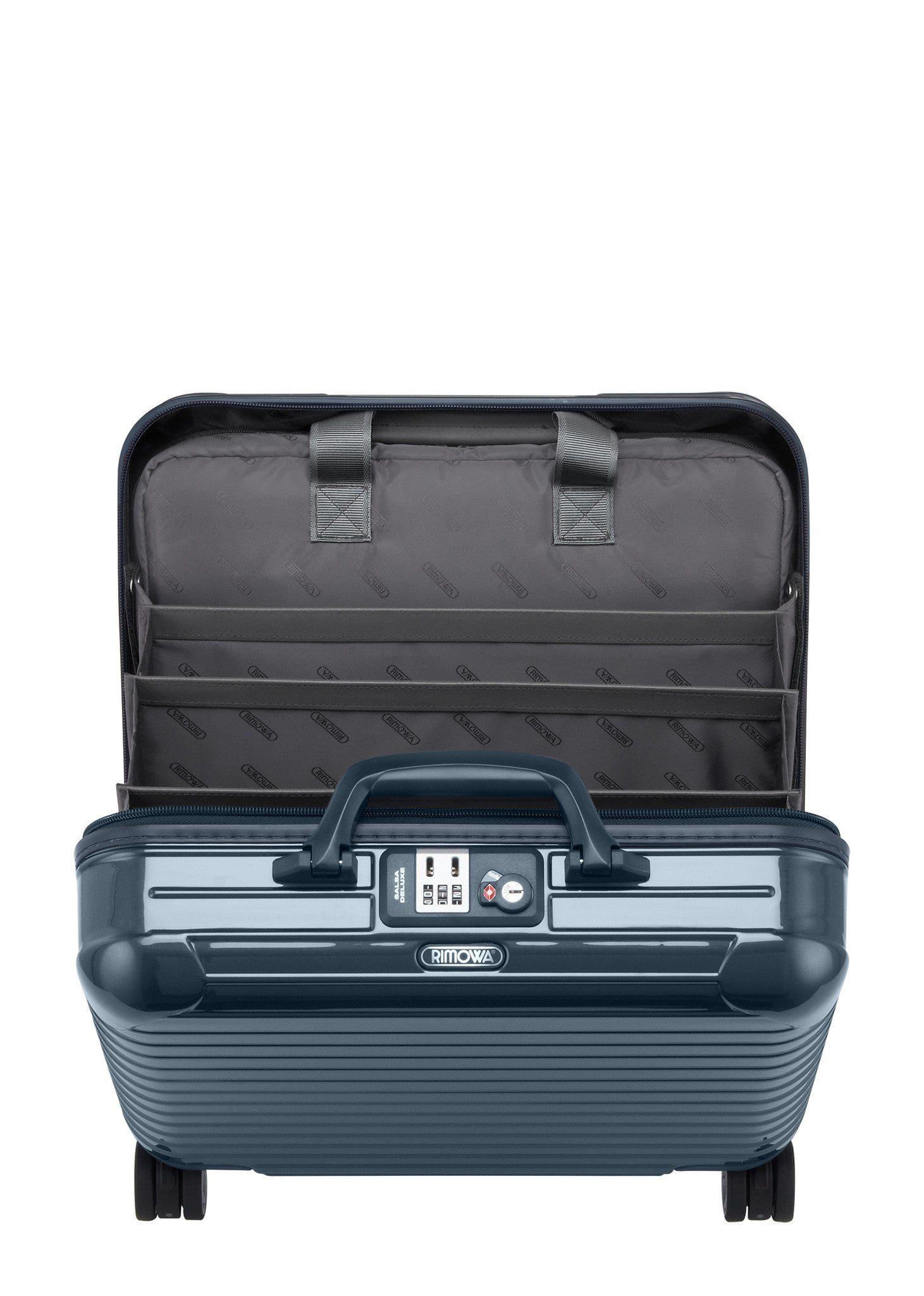 Rimowa Salsa Deluxe Business Multiwheel - Yachting Blue | MEGO