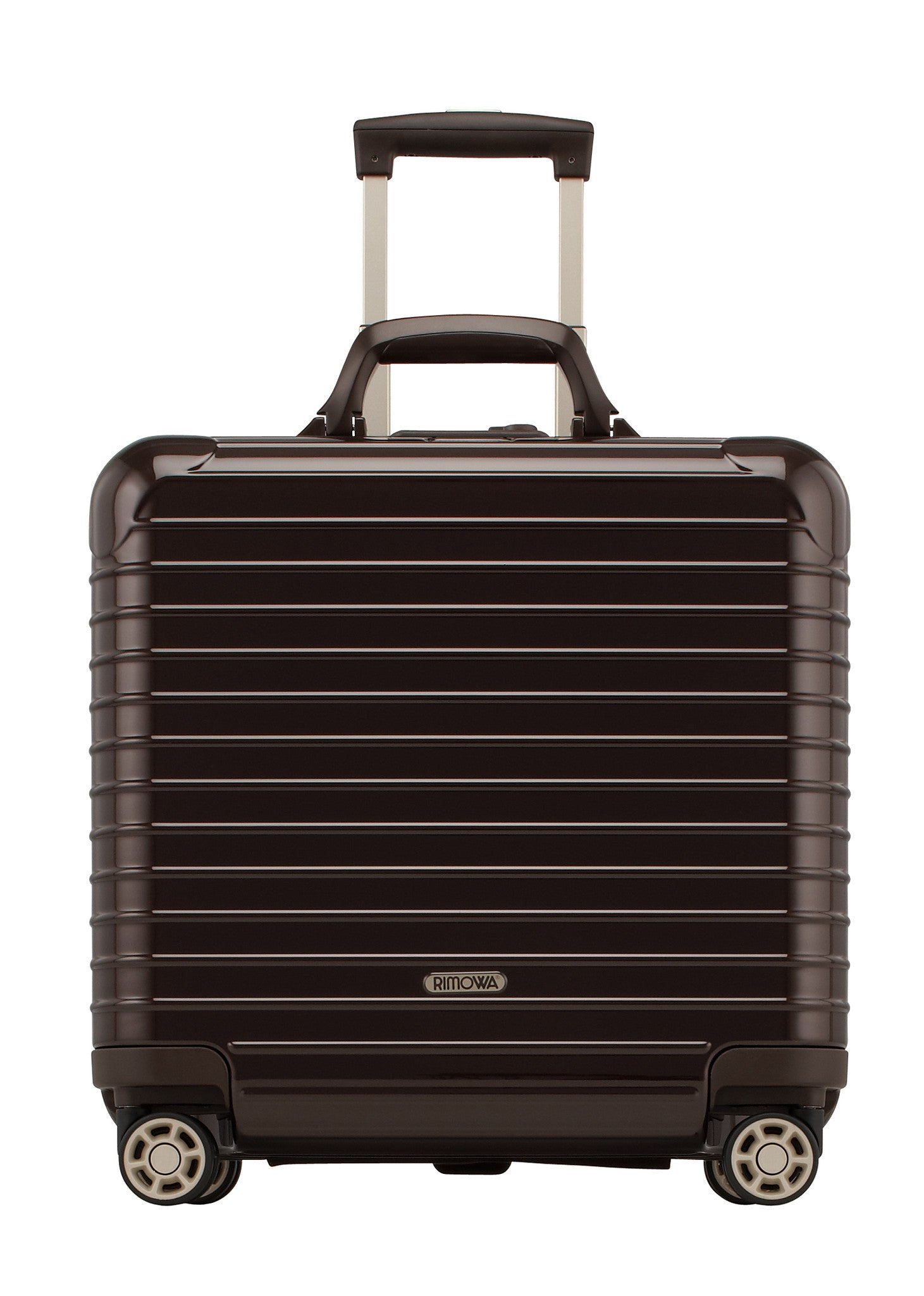 Rimowa Salsa Deluxe Business Multiwheel - Brown | MEGO