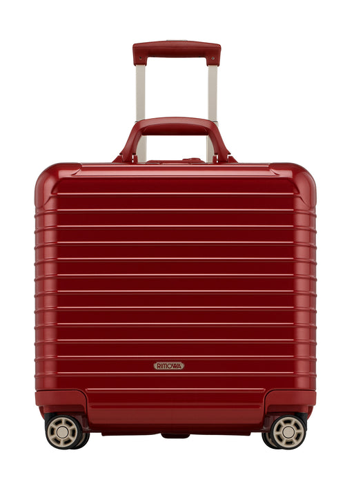 Rimowa Salsa Deluxe Business Multiwheel - Oriental Red
