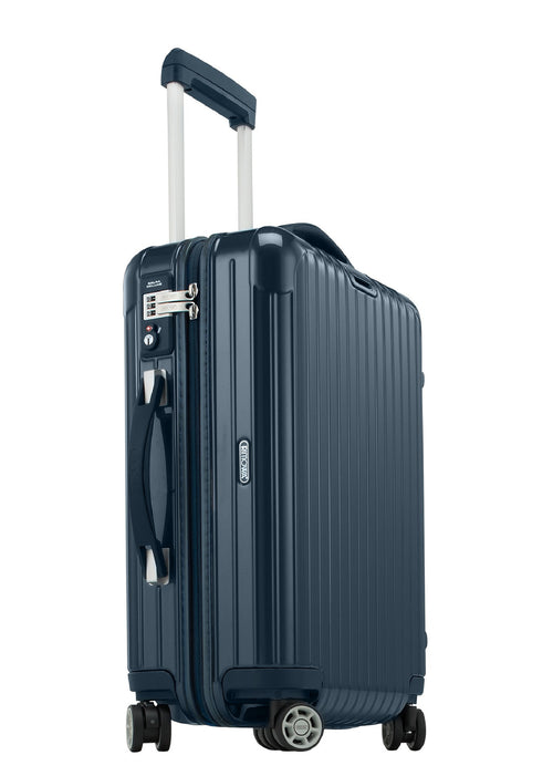 "Rimowa Salsa Deluxe Cabin 22"" (52) Multiwheel IATA 32.0L - Yachting Blue 