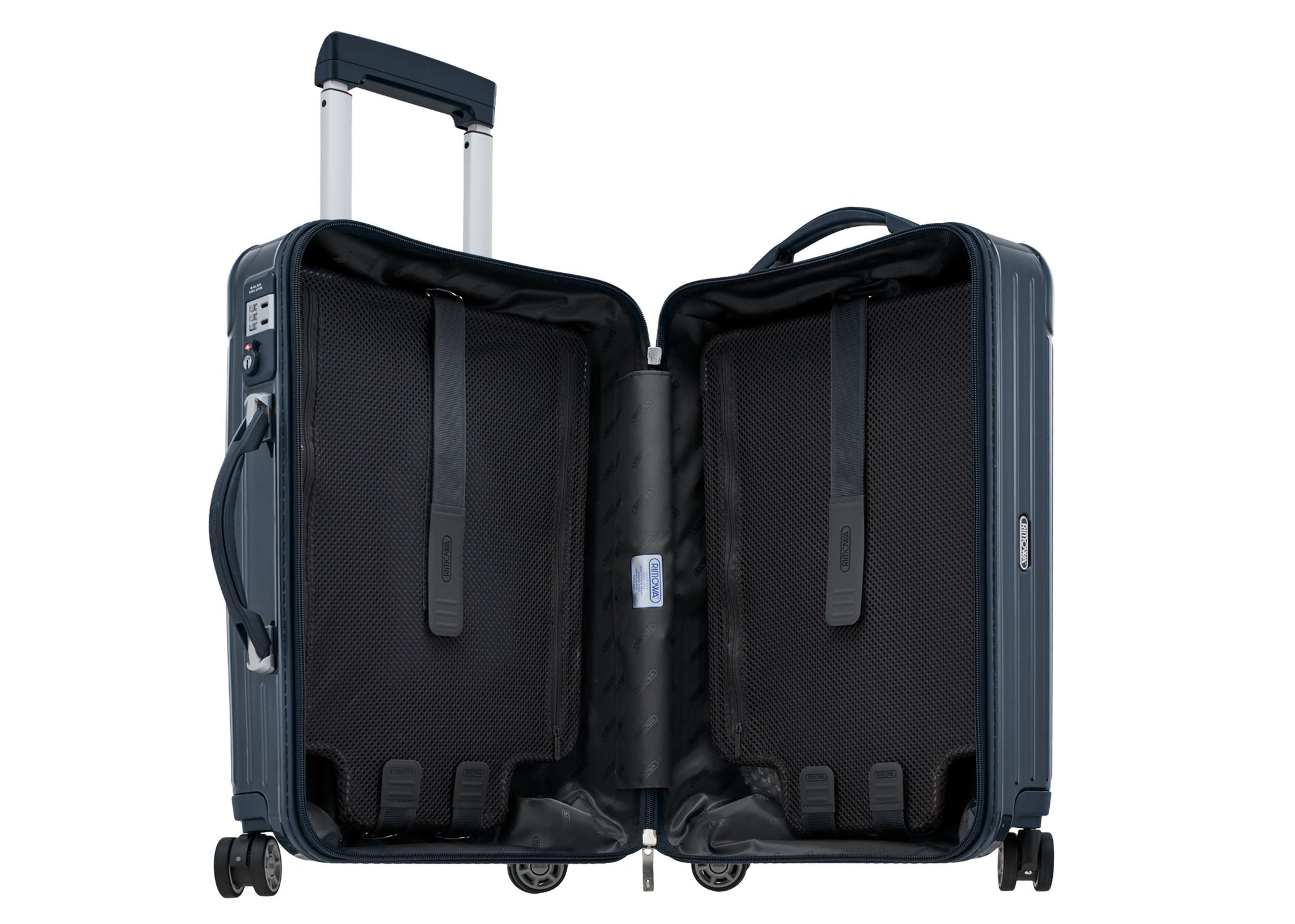 "Rimowa Salsa Deluxe 22"" (53) Multiwheel IATA 37.0L - Yachting Blue 