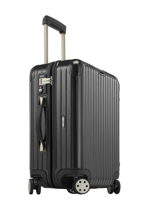 "Rimowa Salsa Deluxe 22"" (53) Multiwheel 37.L - Granite Brown"