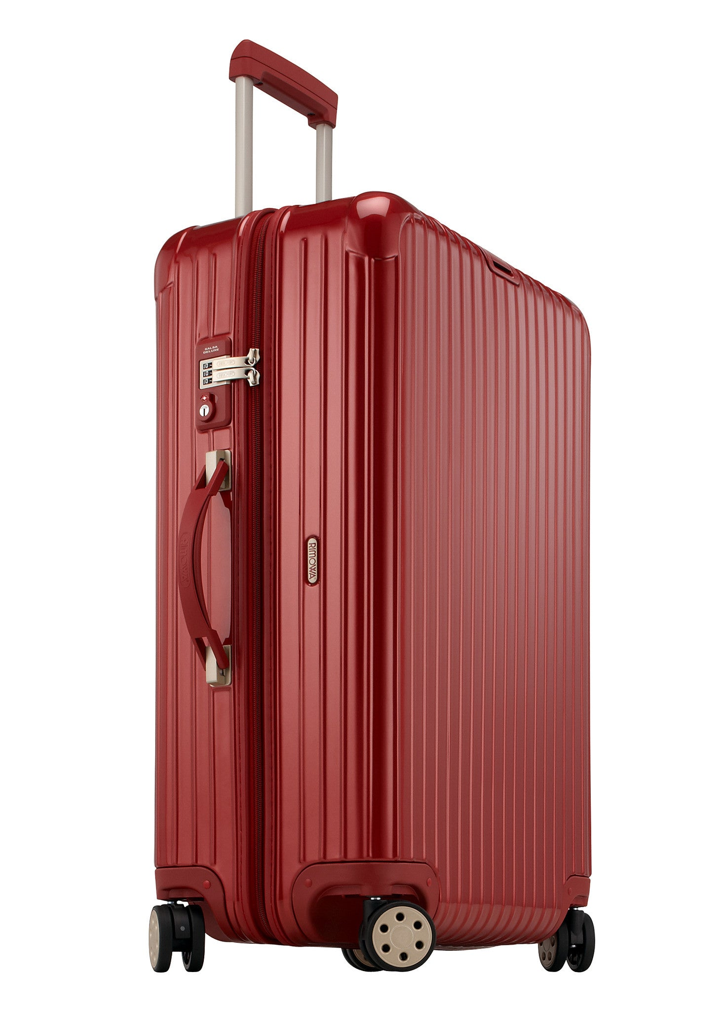 "Rimowa Salsa Deluxe 29"" (70) Multiwheel - Oriental Red 