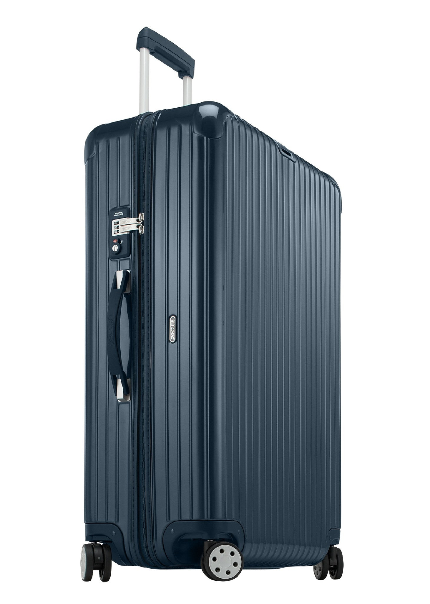 "Rimowa Salsa Deluxe 32"" (77) Multiwheel - Yachting Blue 