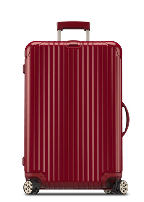 "Rimowa Salsa Deluxe 29"" (70) E-Tag Multiwheel - Oriental Red 