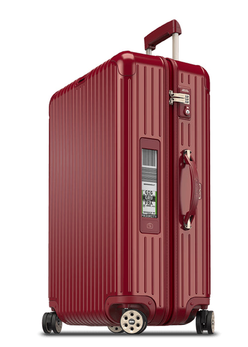 "Rimowa Salsa Deluxe 30"" (73) E-Tag Multiwheel - Oriental Red 