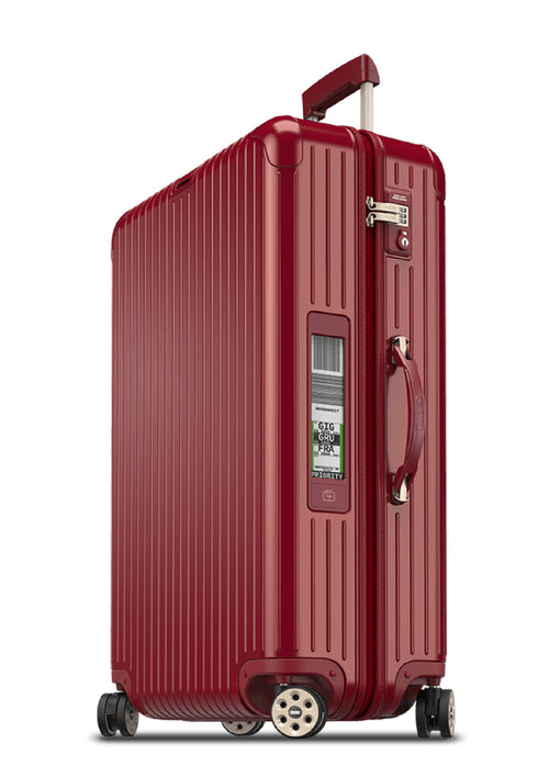 "Rimowa Salsa Deluxe 32"" (77) E-Tag Multiwheel - Oriental Red 
