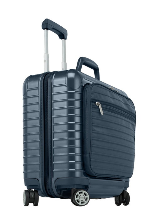 Rimowa Salsa Deluxe Hybrid Business Multiwheel S - Yachting Blue