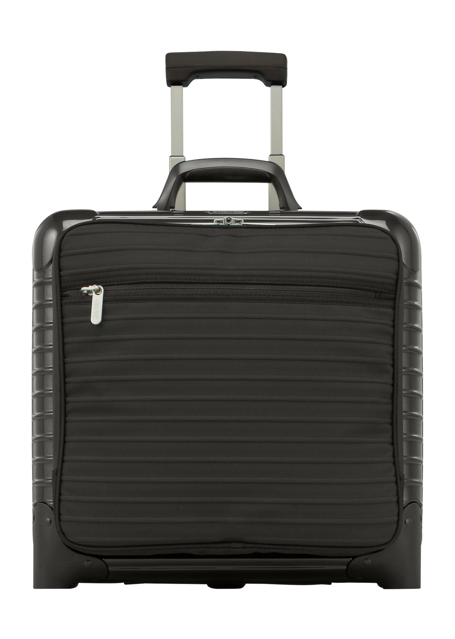Rimowa Salsa Deluxe Hybrid Business Trolley (SM) - Granite Brown | MEGO