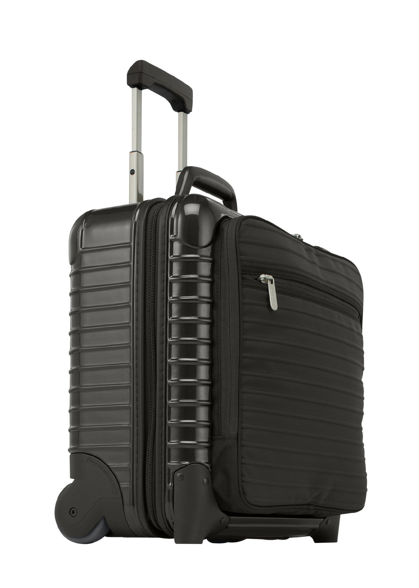 Rimowa Salsa Deluxe Hybrid Business Trolley (SM) - Granite Brown