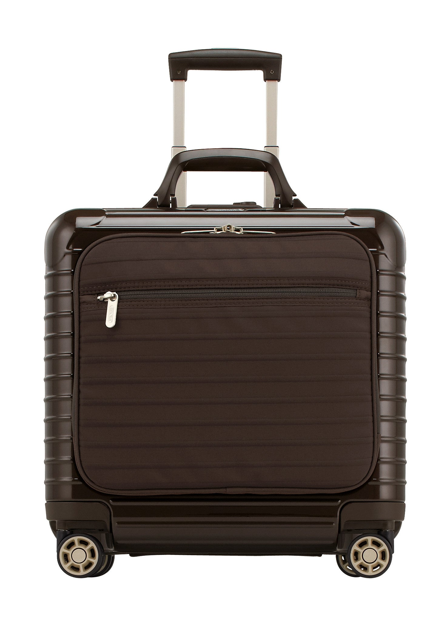 Rimowa Salsa Deluxe Hybrid Business Multiwheel S - Brown | MEGO