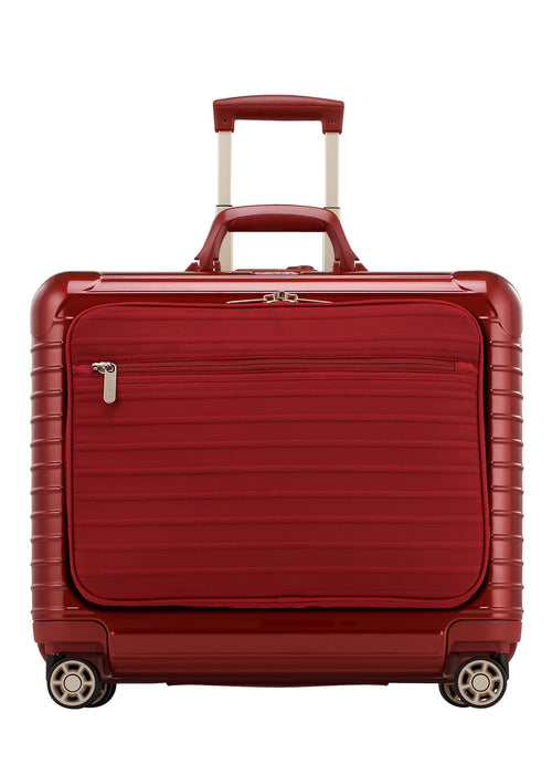 Rimowa Salsa Deluxe Hybrid Business Multiwheel S - Oriental Red | MEGO