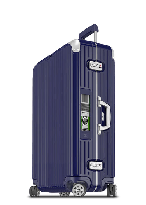 "Rimowa Limbo 32"" (77) E-Tag Multiwheel - Night Blue 