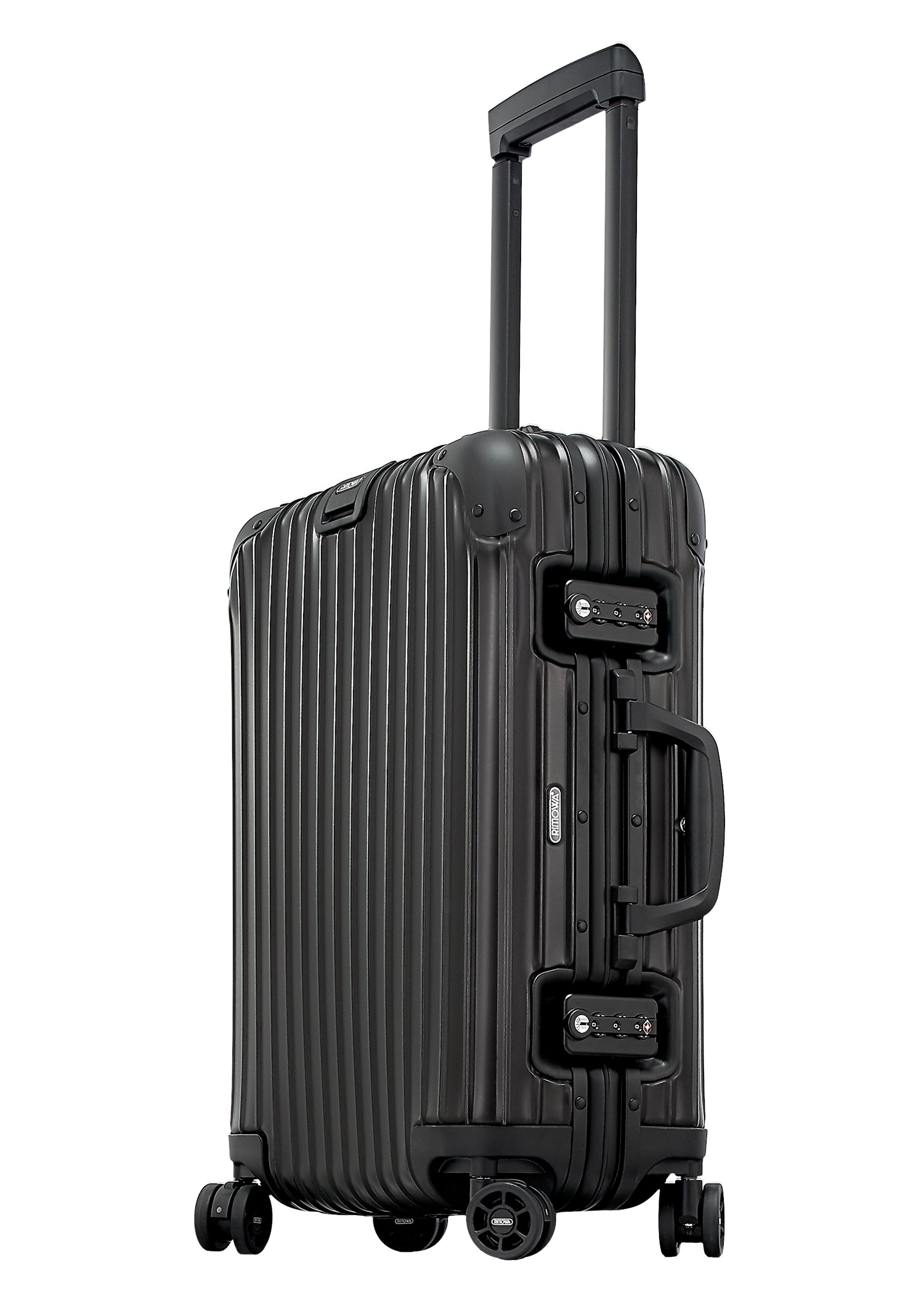 in trim product bags lyst cabin wheel topas with cabins gallery multiwheel rimowa titanium multi metallic
