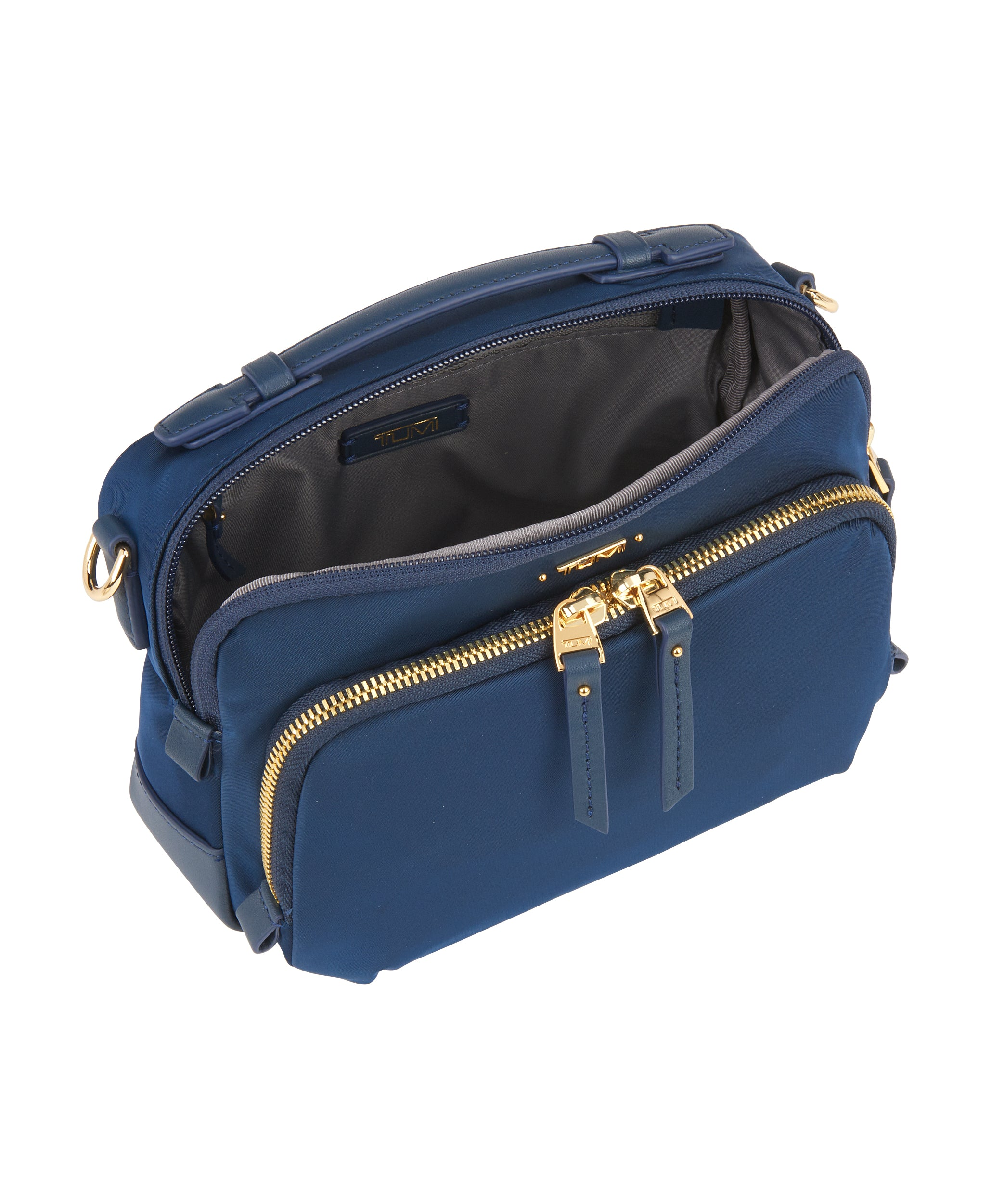 Tumi Voyageur  Luanda Flight Bag - Ocean Blue | MEGO