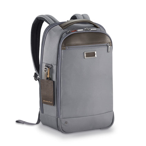 Briggs & Riley @Work Medium Backpack - Grey