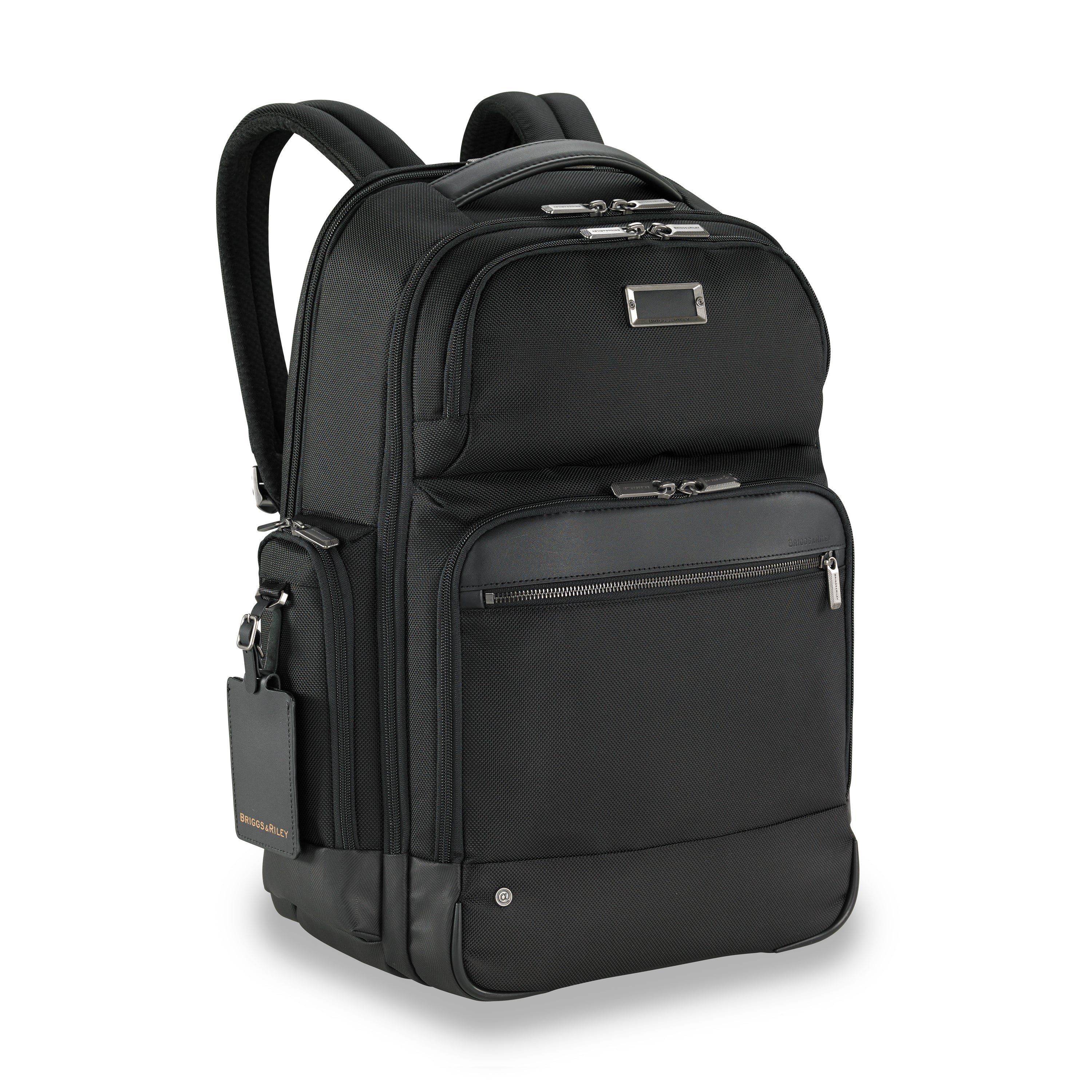Briggs & Riley @Work Large Cargo Backpack - Black | MEGO