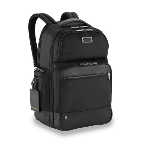 Briggs & Riley @Work Medium Cargo Backpack - Grey