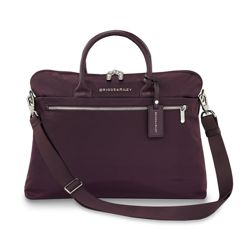 Briggs & Riley Rhapsody Slim Business - Plum