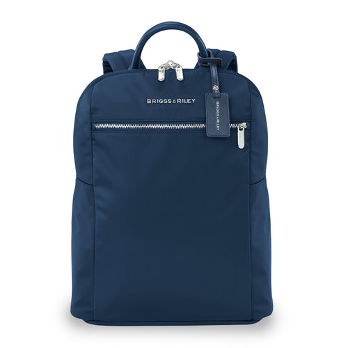 Briggs & Riley Rhapsody Slim Backpack - Navy