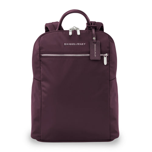 Briggs & Riley Rhapsody Slim Backpack - Plum