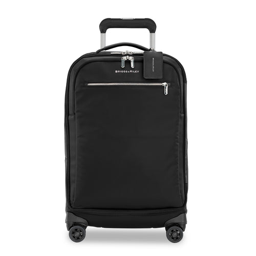 Briggs & Riley Rhapsody Tall Carry-on Spinner - Black