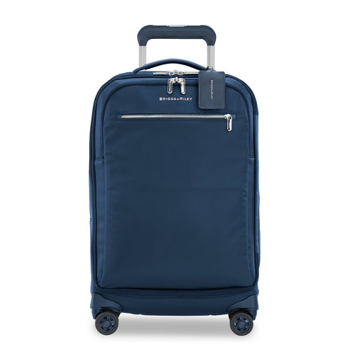 Briggs & Riley Rhapsody Tall Carry-on Spinner - Navy