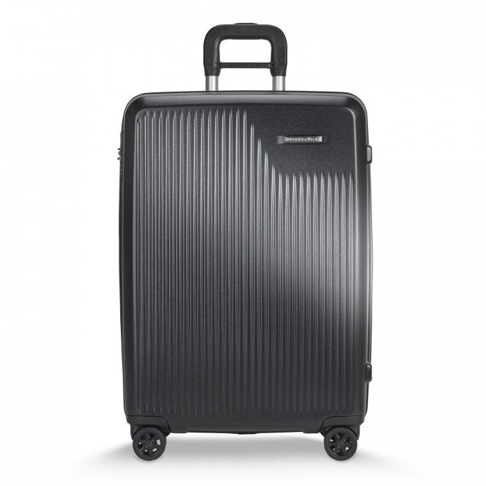 "Briggs & Riley Sympatico 27"" Medium Expandable Spinner - Black"