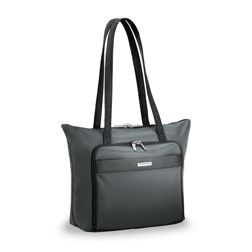 Briggs & Riley Transcend Shopping Tote - Slate | MEGO