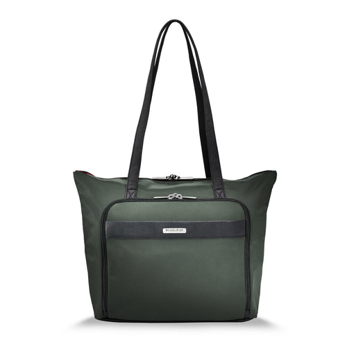 Briggs & Riley Transcend Shopping Tote - Forest | MEGO
