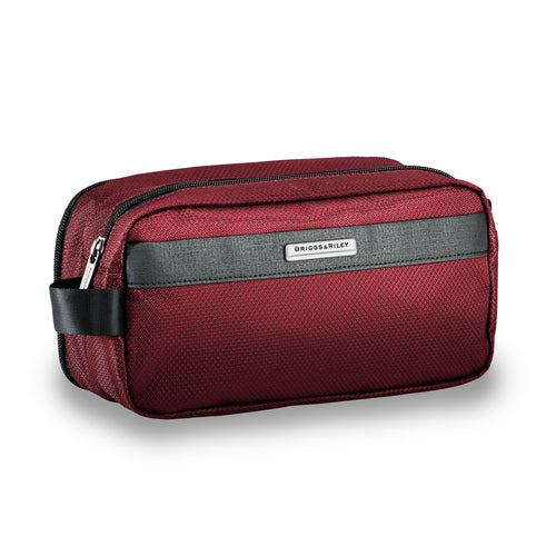 Briggs & Riley Transcend Toiletry Kit - Merlot | MEGO