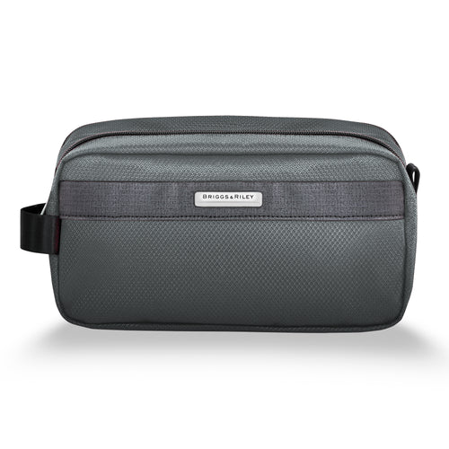 Briggs & Riley Transcend Toiletry Kit - Slate | MEGO